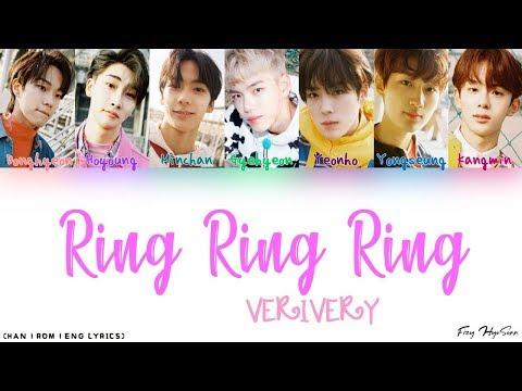 VERIVERY (베리베리) – 불러줘 (Ring Ring Ring) (Color Coded Han|Rom|Eng Lyrics) 가사