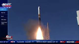LIFT OFF! Delta IV Rocket Launch - Vandenberg Air Force Base (FNN)