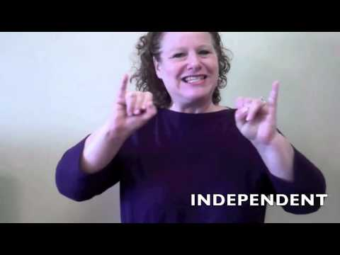 """""""Elections"""" Signs - American Sign Language - abcteach.com"""