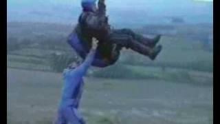 Aprendiendo a volar en parapente