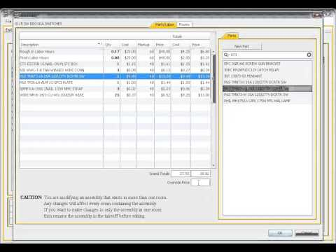 Residential Electrical Estimating Software