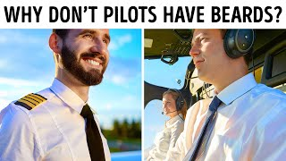 13 Ordinary Things Pilots Can't Do on Board