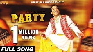 Party – Vikram Rajput Ft Desi Crew