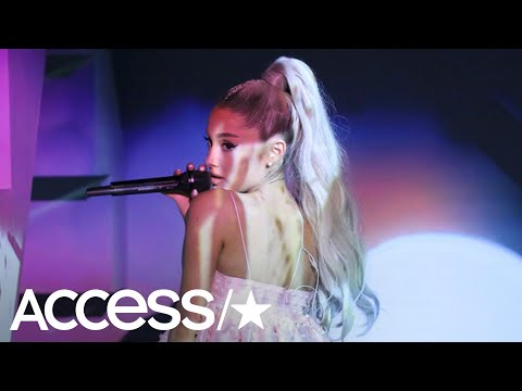 Ariana Grande Brings 'Riverdale' Hottie Charles Melton To New Music Video | Access