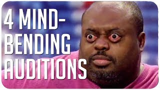 4 Mind-Bending Got Talent Auditions From Around The World!