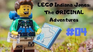 LEGO Indiana Jones: The ORIGINAL Adventures #4 První cheat !!!