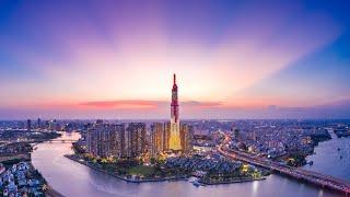 Vietnam from above | Việt Nam nhìn từ trên cao | Skyline Vietnam 2019