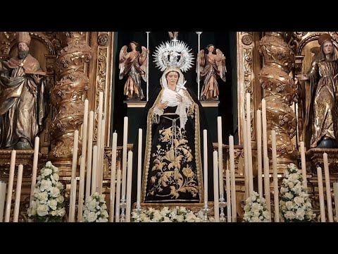 Solemne Triduo y Función en honor a María Santísima de las Tristezas [DÍA 3] - Hermandad Vera Cruz -
