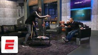 Kevin Garnett predicts Marcus Morris' game-winning shot before it happens | ESPN