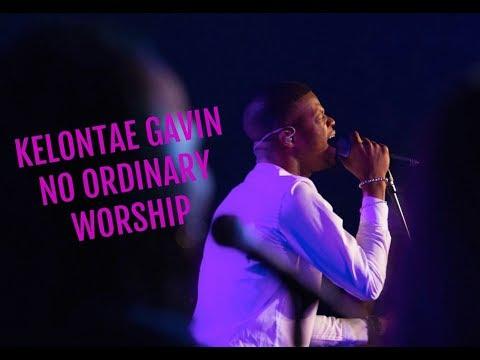 Kelontae Gavin - No Ordinary Worship (Official Music Video)