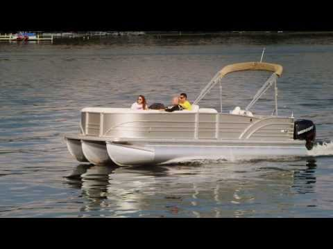 Fishing Pontoon Boats 866-395-3052 Luxury Fishing Pontoon Boat