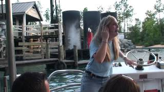 The JAWS Ride with Skipper Kayla 12-4-2011