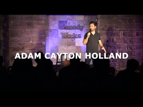 Adam Cayton-Holland