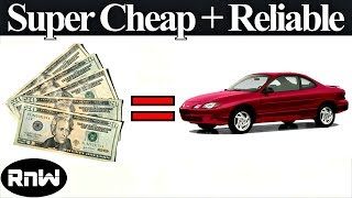 Top 5 Reliable Cars under $1000 - Best Cheap Get Out of Town Cars