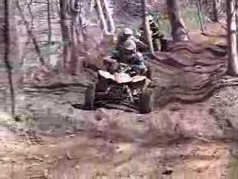 GNCC ATV Racing. Morganton, NC (2006)