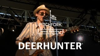 Deerhunter - Nothing Ever Happened - Pitchfork Music Festival 2011