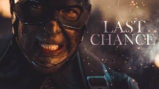 (Marvel) Avengers   Last Chance