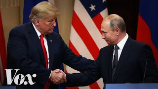 Trump and Putin: A surreal moment in US politics