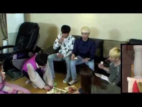130921 Taemin Naeun Ep 22 Part 2 (with Minho, Jonghyun, Key, Eunji)