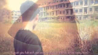 Vệt nắng cuối trời - Minh Vương [Video Lyric Kara]