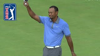 Tiger Woods' best shots of the decade: 2010-19 (non-majors)