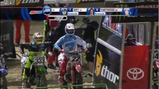 2012 AMA 450 Supercross Oakland Round 4