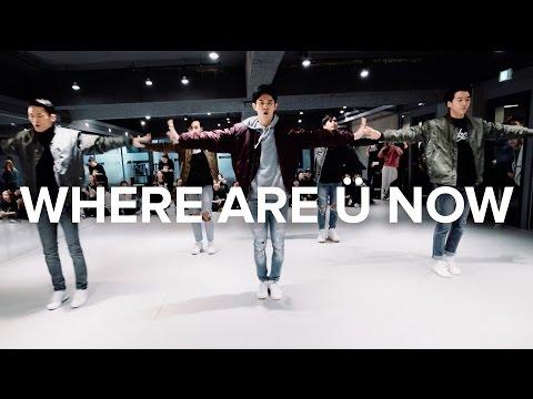 Where Are Ü Now  - Skrillex, Diplo, Justin Bieber / Bongyoung Park Choreography