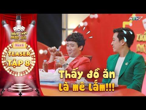 Thách thức danh hài 6 |Teaser tập 8: Trấn Thành bị Trường Giang
