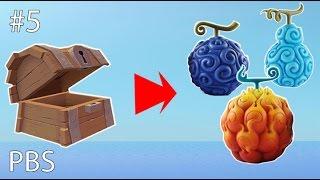Minecraft One Piece Tập 5 - Rất Nhiều Trái Ác Quỷ | POBBrose ✔