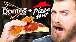 International Pizza Hut Taste Test