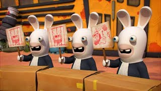 Rabbids Invasion - Rabbid on Trial