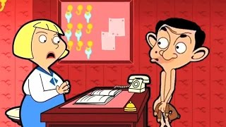 ᴴᴰ Mr Bean Special Selection | Best Cartoons | NEW EPISODE COLLECTION 2016 | PART 1