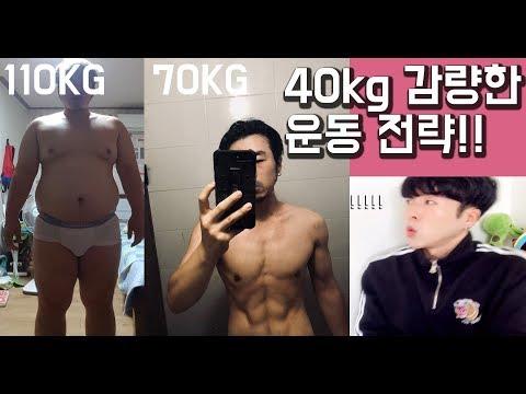초고도 비만에서 복근만들기 까지 !어떻게 운동했길래???운동방법, 전략알려드릴게요