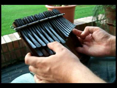 BOB MARLEY IS THIS LOVE ON MBIRA by Alessandro Corsi