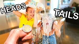 HEADS OR TAILS? COIN TOSS CHALLENGE #2 w/ The Norris Nuts