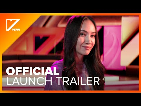 Official Network Launch Trailer for VENN, A New 24/7 TV Network for Gaming & Culture.Launching August 5th, 2020.