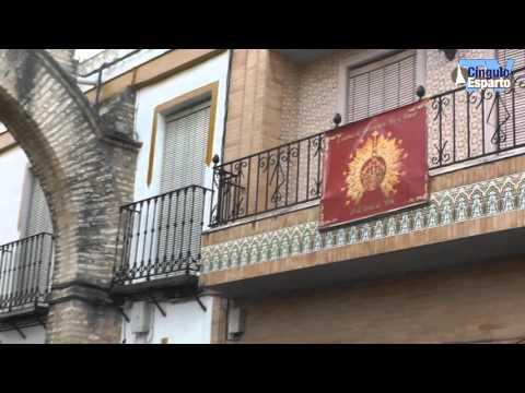Vía Lucis de la Virgen del Rocío de Castilleja de la Cuesta