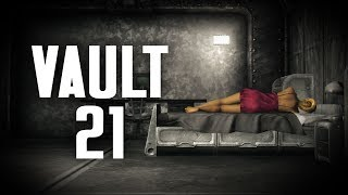 Vault 21: What Happened Here was a Crime - Fallout New Vegas Lore