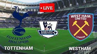 🔴Trực tiếp[Tottenham Hotspur vs West Ham United Premier League 2020-2021||Pes17