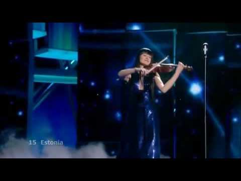 EESTI - Estonia - Urban Symphony - Rändajad - Eurovision Song Contest 2009