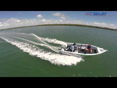 488 Avenger Sports by Sea Jay Boats
