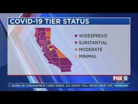 California Orders Coronavirus Curfew Across State Starting Saturday