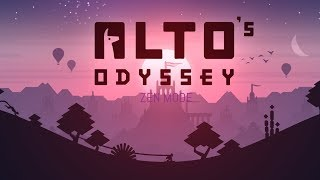 Alto's Odyssey - Zen Mode Soundtrack and Gameplay