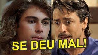 'Verão 90' - João mostra prova de crime para Mercedes e desmascara Jerônimo