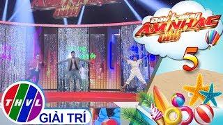 THVL | Đấu trường âm nhạc nhí - Tập 5[1]: Rock Sài Gòn – 3 đội thí sinh