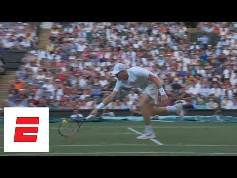 Kyle Edmund vs Novak Djokovic
