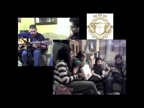 Coro A Deo Rex - Viva Cristo Rey de Jesed (cover)