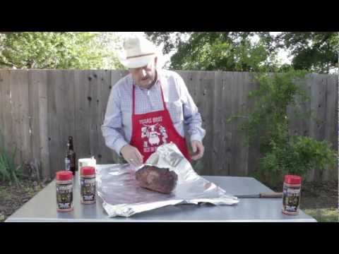 Part 2 - How To Smoke a Boston Butt - Texas BBQ Cooking