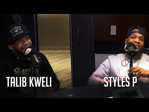 Talib Kweli & Styles P Talk About The Time Talib Almost Got Ebro Arrested in Japan