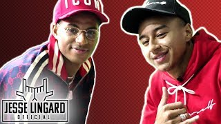 """Jesse Lingard Launches JLingz! 